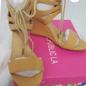Shoe Republic Wedges